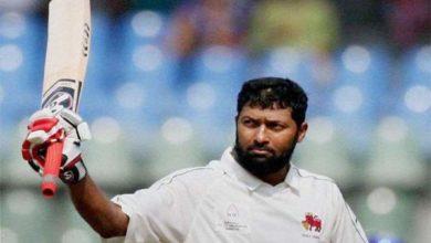 वसीम जाफ़र ने कहा क्रिकेट को अलविदा