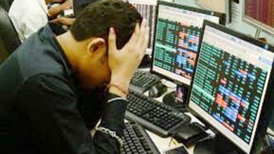 शेयर बाजार में भी दिखा कोरोना का रोना