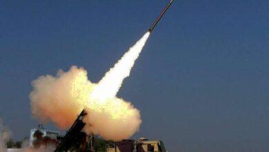 पिनाक मिसाइल