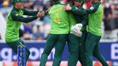 साउथ अफ्रीकाई क्रिकेटर