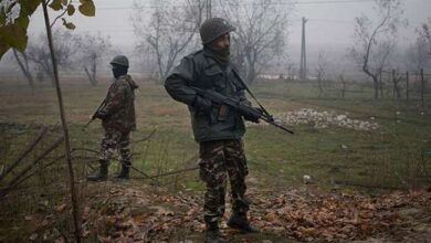 जम्मू-कश्मीर में सेना
