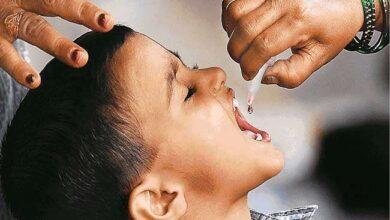 पोलियो टीकाकरण