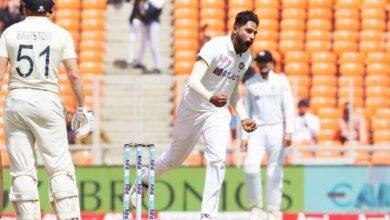 भारत के खिलाफ इंग्लैंड