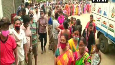 बंगाल में मतदान