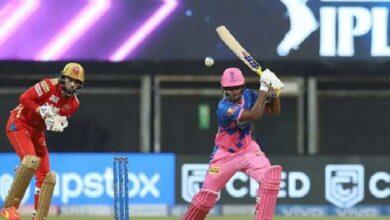 आईपीएल में राजस्थान