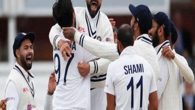 लार्ड्स में भारत की जीत