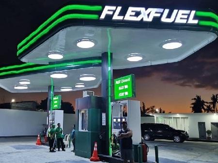 Flex Fuel Engine